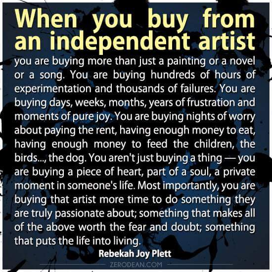 Global perception on art