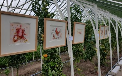 Art in the Greenhouse