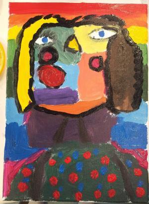Workshop Picasso basisschool